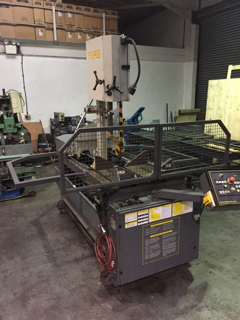 Used Bandsaws & Circular Saw Machines